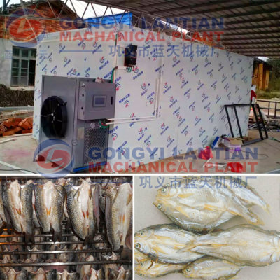 Seafood Dryer