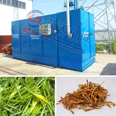 Day lily dryer machine