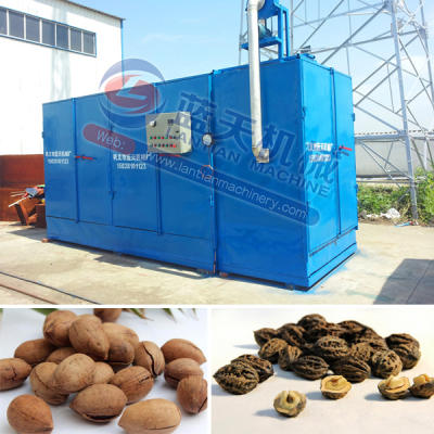 Pecans Drying Equipment